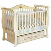 Кедр Детская кроватка Кедр Bella 2 универсальный маятник