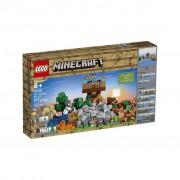 Lego minecraft crafting box 2.0