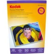 Hartie foto Kodak 4R 10x15 Glossy 230g/mp 50 coli/pachet