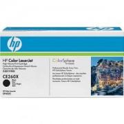 Тонер касета за HP Color LaserJet CE260X Black Print Cartridge - CE260X