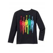 bpc bonprix collection Långärmad T-shirt med tryck