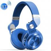 Bluedio T2 + Turbine draadloze Bluetooth 4.1 Stereo hoofdtelefoon hoofdtelefoon met Mic & Micro SD Card Slot & FM-Radio voor iPhone Samsung Huawei Xiaomi HTC en andere Smartphones alle Audio Devices(Blue)