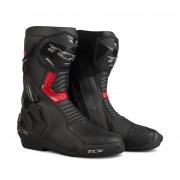 TCX Bottes Moto TCX ST-Fighter Rouge-Noir 42