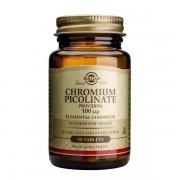 Chromium Picolinate Picolinat de Crom Solgar 100mg 90tb
