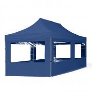 taltpartner.se Snabbtält 3x6m PES 300 g/m² blå vattentät
