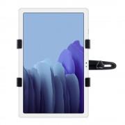 Shop4 - Samsung Galaxy Tab A7 10.4 (2020) Autohouder Hoofdsteun Tablet Houder Zwart