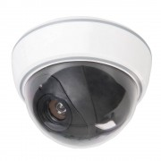 Silverline 828951 Dummy koepelcamera met knipperende LED