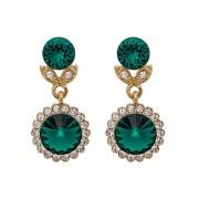 Lily And Rose Jessie örhängen emerald