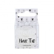 2K Hair Tie elastico per capelli 3 ks tonalità Clear donna