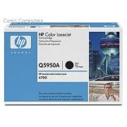 HP Color LaserJet Q5950A Black Print Cartridge