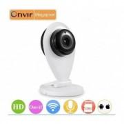 Grantek Mini Camera IP WiFi HD avec Vision de Nuit