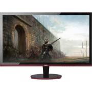 "AOC Gaming G2778VQ pantalla para PC 68,6 cm (27"") Full HD Plana Negro, Rojo"