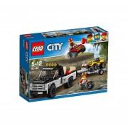 TODOTERRENO DEL EQUIPO DE CARRERAS LEGO 60148