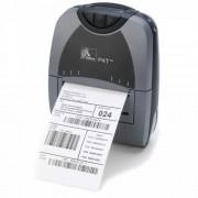 Мобилен принтер за етикети Zebra P4T [ремонтиран]