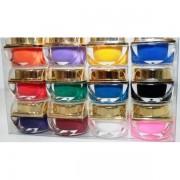 Set de 12 geluri UV colorate