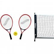 Stiga Mini-Tennis Set, Rot
