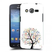Husa Samsung Galaxy Core 4G LTE G386F Silicon Gel Tpu Model Music Tree