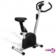 vidaXL Sobni bicikl za vježbanje sa sjedalom