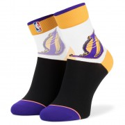 Чорапи дълги дамски STANCE - Lakers Anklet W419C18LAK r.35/42 Yellow