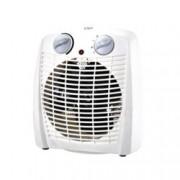 Вентилаторна печка Crown CFH-266WH, 2000W, защита срещу прегряване, 2 степени на отопление, бял
