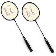 Roxon alpha Badminton Raquet Assorted color set of 1 pair