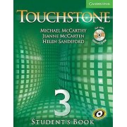 Touchstone Level 3 Students Book with Audio CDCDROM par McCarthy & Michael University of NottinghamMcCarten & JeanneSandiford & Helen
