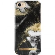 iDeal of Sweden Ideal Fashion Case iPhone 6/6S/7/8 Black Galaxy Marble