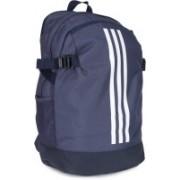 ADIDAS BP POWER IV M 25 L Backpack(White, Blue)