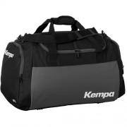 Kempa Sporttasche TEAMLINE - schwarz/anthrazit/weiß   S