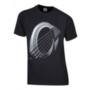 Rock You T-Shirt Black Hole M