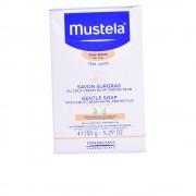 Mustela BÉBÉ GENTLE SOAP with cold cream 0% 150 gr