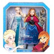 Disney Papusa ELSA si ANA din Frozen pentru 3ani+