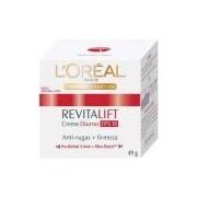 Creme Facial Anti-idade Loréal 49g Revitalift Diurno Fps18
