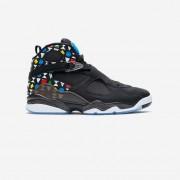Jordan Brand Air Jordan 8 Retro Quai54 42.5 Black