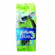 Gillette Blue 3 Sensitive Radi E Getta X4