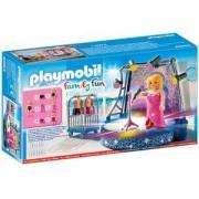 Комплект Плеймобил Певица със сцена, Playmobil, 2900193