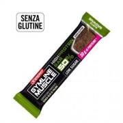 Enervit Linea Gymline Muscle High Protein Bar Barretta Brownie