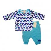 Osahkosh Baby - Costumas hippo bleu
