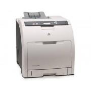 HP Color LaserJet 3800N Velocidad: Hasta 22 ppm - Resolución: 600 dpi - Memoria: 160 Mb. RAM - Conectividad: USB, Ethernet 10