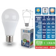 Sijalica LED XLED, E27, 15W, 021177, toplo bela