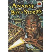 Anansi and the Box of Stories: A West African Folktale, Paperback/Stephen Krensky
