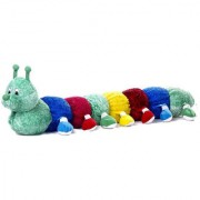 Ultra Caterpillars Soft Toy for Kids Multi-color (90 cm)