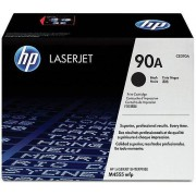 HP Original HP LaserJet 90A svart färg bläckpatron enda Pack CF372AM