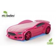 Pat masina tineret MyKids NEO Maserati Roz
