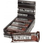 ironMaxx 50% Zenith Alta Protein Bar - Confezione da 12 Barrette - Cioccolato