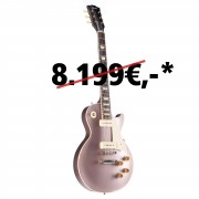 Gibson 1956 Les Paul Reissue Heavy Aged Heather Poly #64319