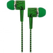 ha wired abs EWSD115 Earphone Green