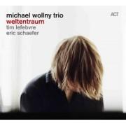 Viniluri - ACT - Michael Wollny Trio: Weltentraum
