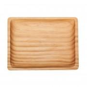 【セール実施中】【送料無料】PAN MAISON RECT WOOD TRAY AVLT1040 プレート 食器