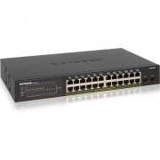 Суич Netgear GS324TP - 24-Port Gigabit PoE+ Ethernet Smart Managed Pro Switch with 2 SFP Ports
